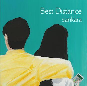 sankaraが、ニューシングル「Best Distance」を3月24日に配信リリース